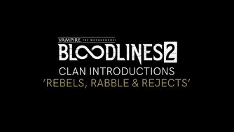 Vampire: The Masquerade - Bloodlines 2_Clan Introduction: Brujah