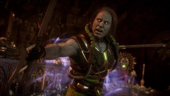 Mortal Kombat 11_Nightwolf Gameplay Trailer