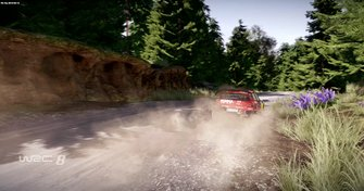 WRC 8_GC: 4K replays (3 stages)