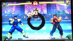 Street Fighter IV_GC08: 60 fps gameplay #2