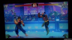 Street Fighter IV_GC08: 60 fps gameplay #5