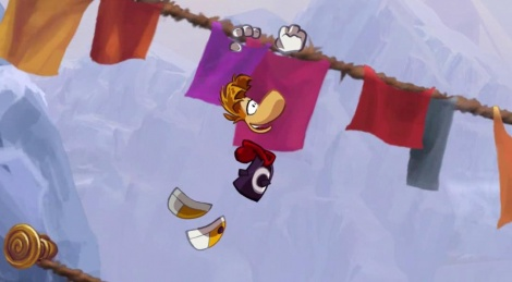 10 ways to travel with Rayman