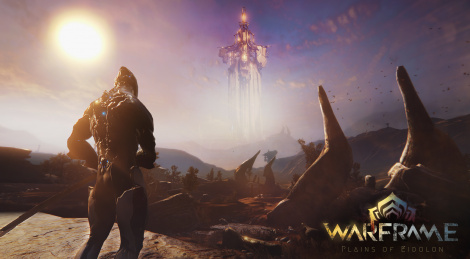 22 min. of Warframe: Plains of Eidolon