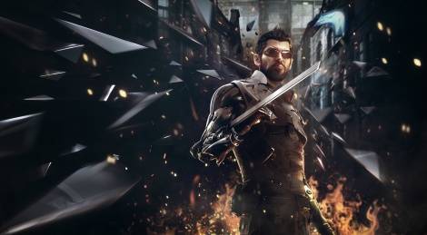 25 min. of Deus Ex: Mankind Divided