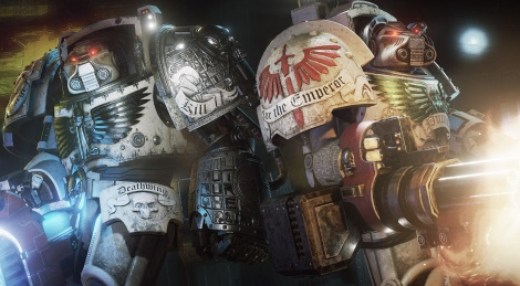 2 videos for Space Hulk Deathwing