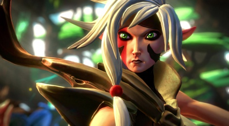 2K announces Battleborn