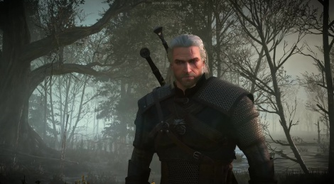 35 minutes of The Witcher 3
