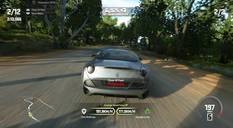 3 HQ Driveclub gameplay clips