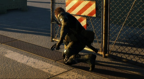 4 images of Metal Gear Solid V