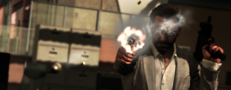 4 New Screens of Max Payne 3