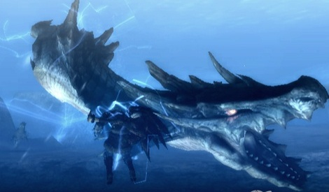 4 vidéos de Monster Hunter 3