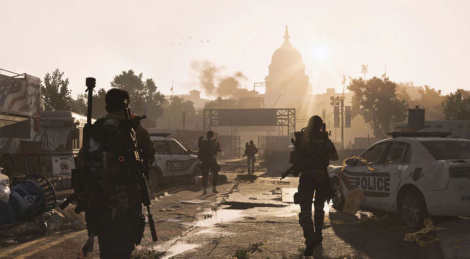 4K XB1X video of The Division 2