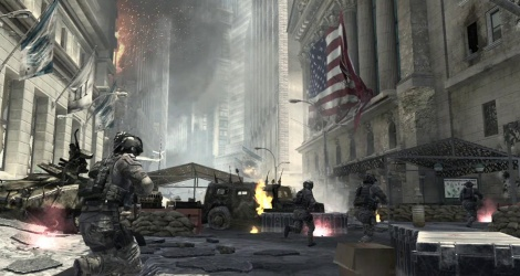 Call of duty 4 modern warfare activation code