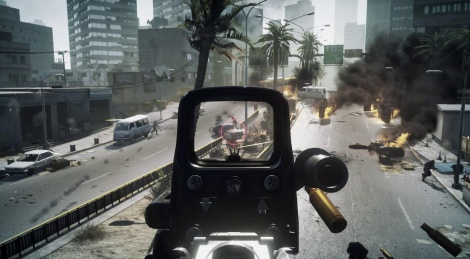 A bit more teasing for Battlefield 3