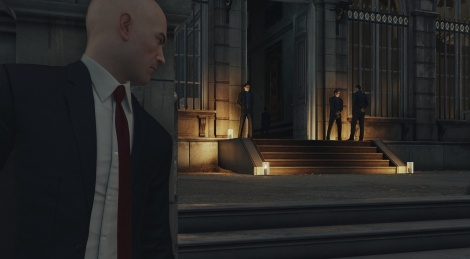 A few Hitman screenshots