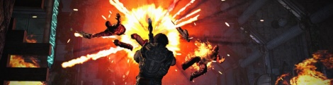 A few images for Bulletstorm