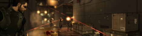 A few screens of Deus Ex HR
