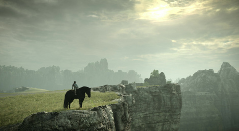 A pinch of Shadow of the Colossus