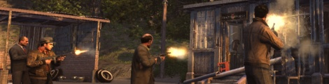 A release date and some images for Mafia 2