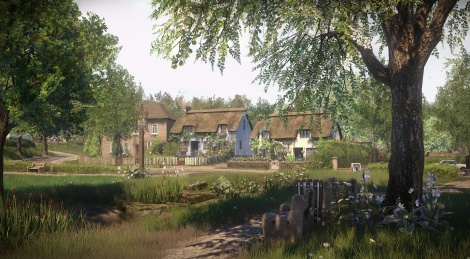 A release date and some screens for Everybody's Gone to the Rapture