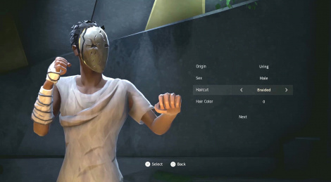 Absolver: Character Customization