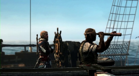 AC IV Black Flag: Naval Fort Demo