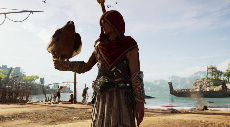 AC Odyssey back on XB1X