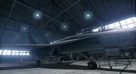 Ace Combat 7 trailer shows PSVR footage
