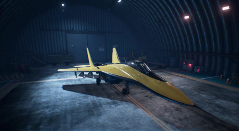 Ace Combat 7 unveils customization feature
