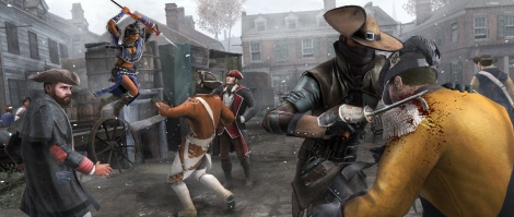 ACIII: Multiplayer screens