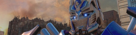 Activision reveals a new Transformers