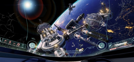 Adr1ft to launch alongside Oculus