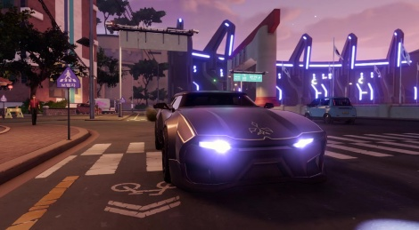 Agents of Mayhem gets a new trailer