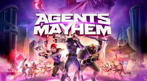 Agents of Mayhem release date, trailer