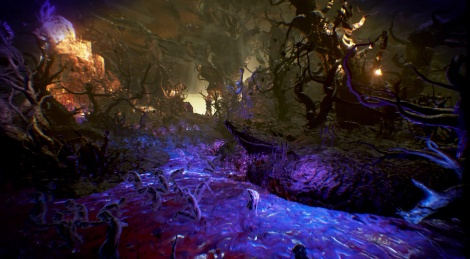 Agony unleashes its demons
