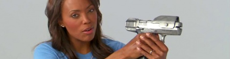 Aisha Tyler welcomes you to Halo Reach