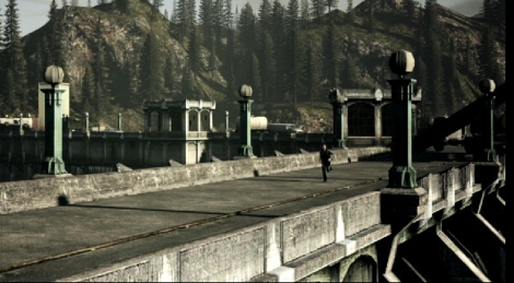 Alan Wake Building the Thriller video