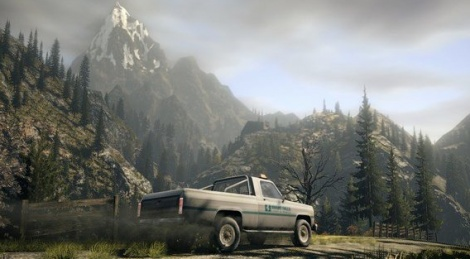 Alan Wake new screenshots