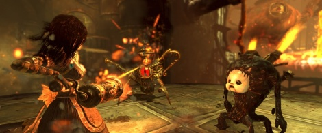 Alice Madness Returns new screens