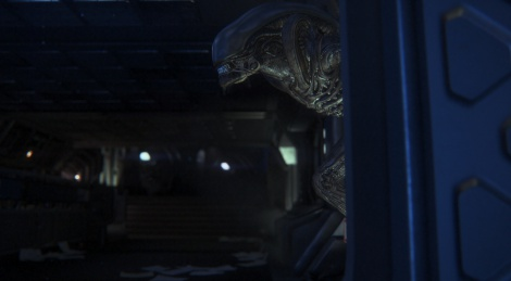 Alien Isolation Vignettes trailers