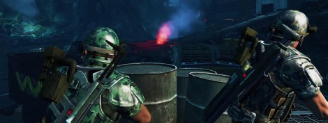 Aliens Colonial Marines goes tactical