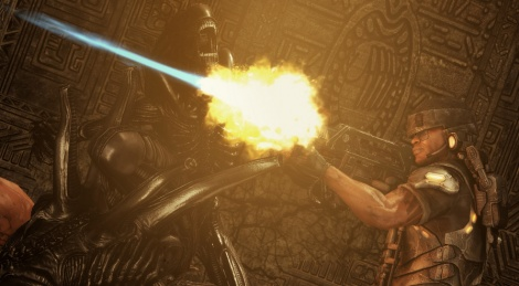 Aliens vs Predator demo coming
