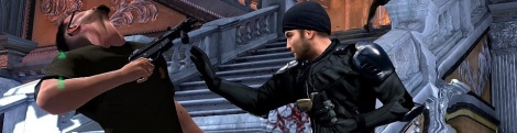 Alpha Protocol new screenshots
