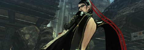 Anarchy Reigns invites Bayonetta