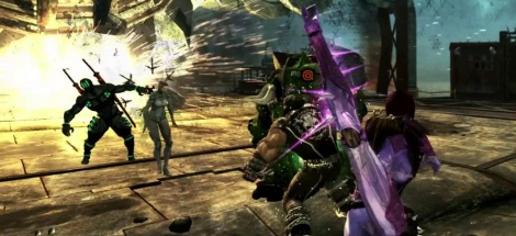 Anarchy Reigns new trailer