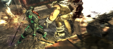 Anarchy Reigns: Zero revealed