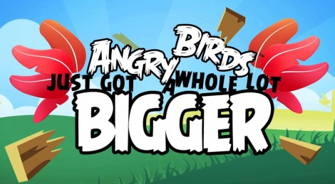 Angry Birds: Trilogy propels itself