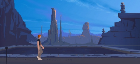 Another World de retour sur Mac et PC