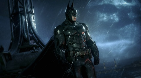 Aperçu : Batman Arkham Knight