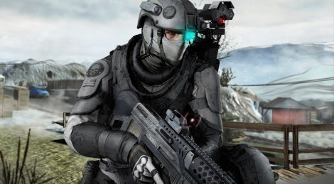 Aperçu : Ghost Recon Future Soldier